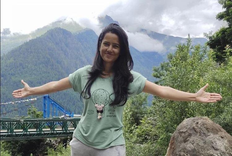 मौत-से-पहले-खूबसूरती-दिखा-रहीं-थीं-दीपा-शर्मा,-प्रकृति-को-बताया-था-सबकुछ - About Punjab, IndiaSearch.org