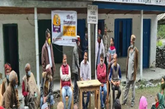 Covid19-Vaccination-Team-Reaches-Himachals-Remote-Village-in-Helicopter- Best Article