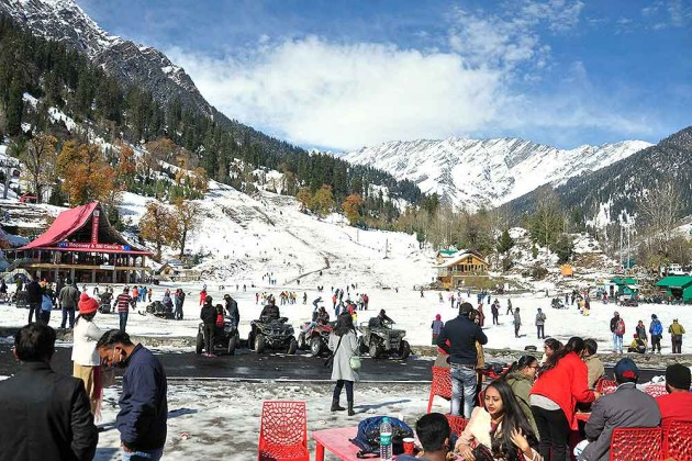 Manali-Town-Has-Cleanest-Air-In-Himachal-Pradesh-Dharamshala-Comes-Second- Best Article