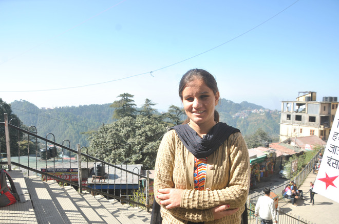Shimla-young-lady-made-youth-symbol-for-surveys- Best Article