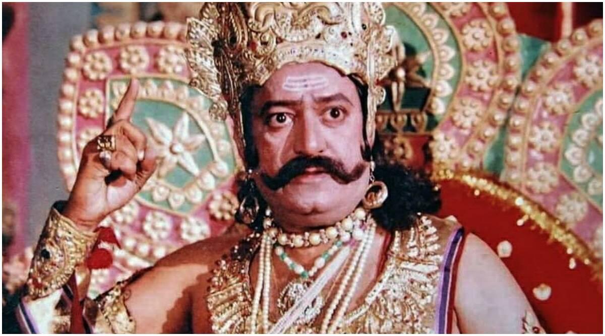 Ramayan's-Ravan,-entertainer-Arvind-Trivedi,-bites-the-dust-of-coronary-episode;-Arun-Govil-and-...- Best Article